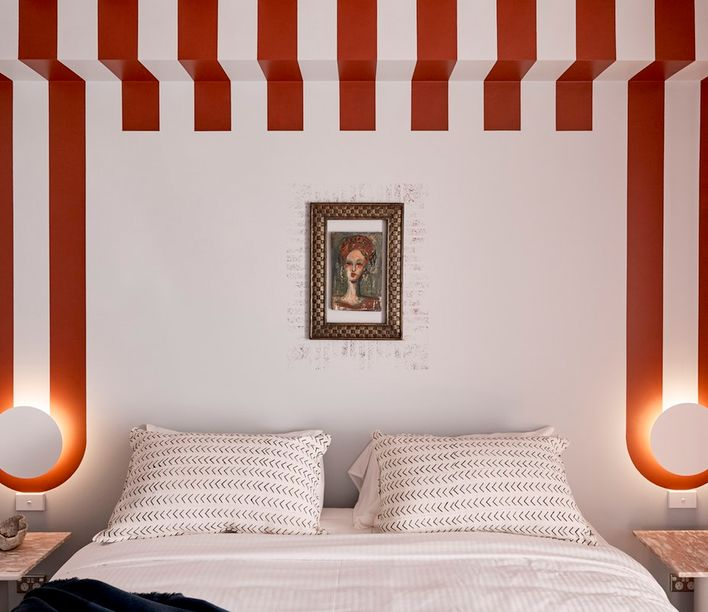 The Collectionist Hotel, Sydney. Room designed by Amber Road Design. Photo courtesy of the Collectionist Hotel.