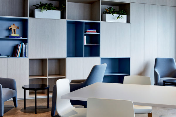 Wilson Asset Management, designed by Futurespace   Photography by Toby Peet