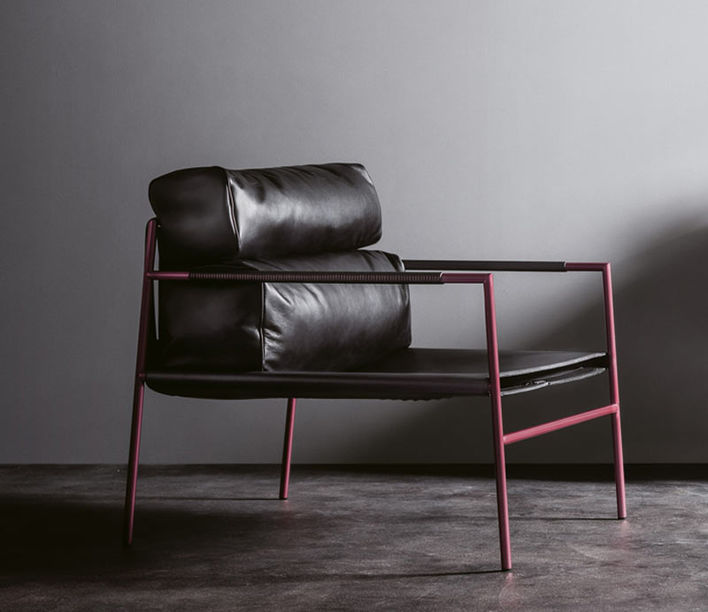 Ritzwell | JK Easy Chair | Designed by Jun Kamahara