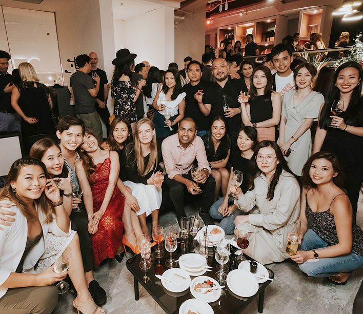 Stylecraft Singapore Showroom Opening Party