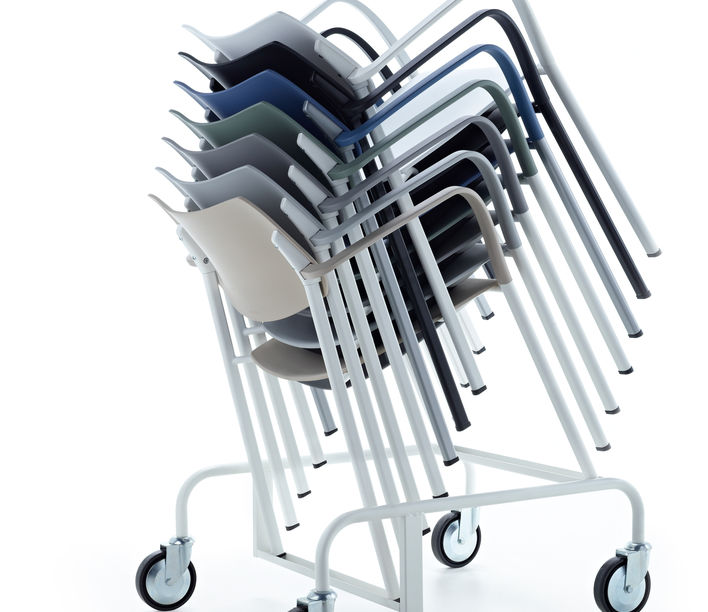 Branka Chair Trolley 12
