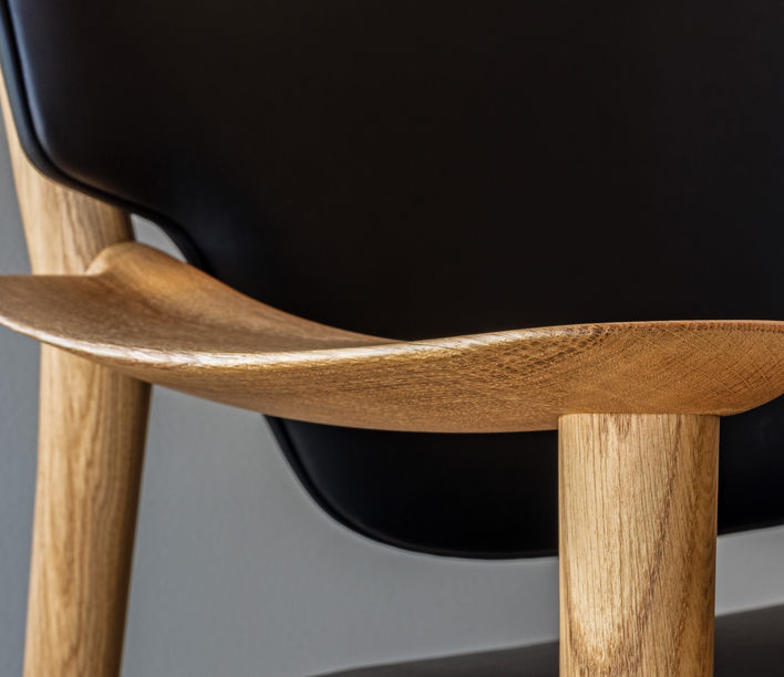 Veng Lounge Chair | Eikund | Available exclusively from Stylecraft