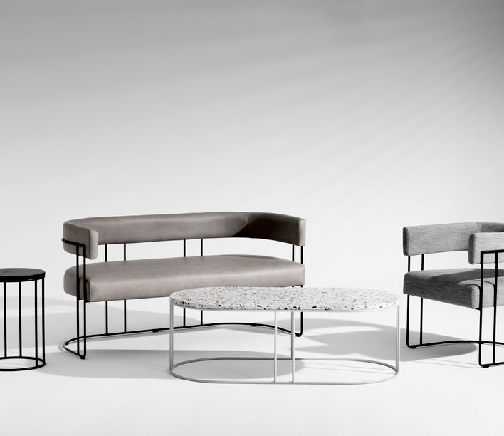 ACP Atelier | Sedis Coffee and Side Table | Exclusively available from Stylecraft