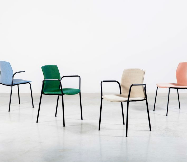 Akaba   Kabi 4 Leg Chair   Exclusively available from Stylecraft