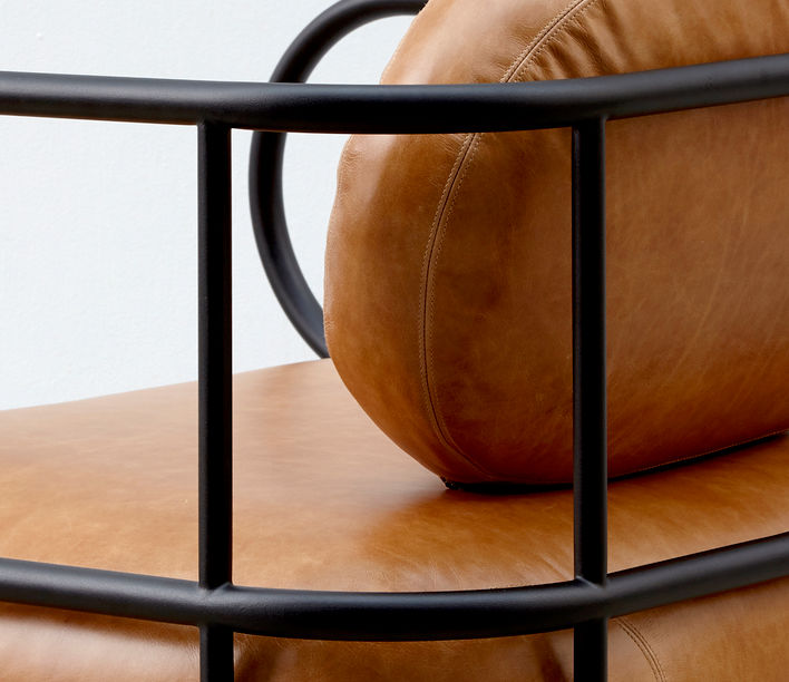 Local Design features Nave Armchair designed by Tom Skeehan