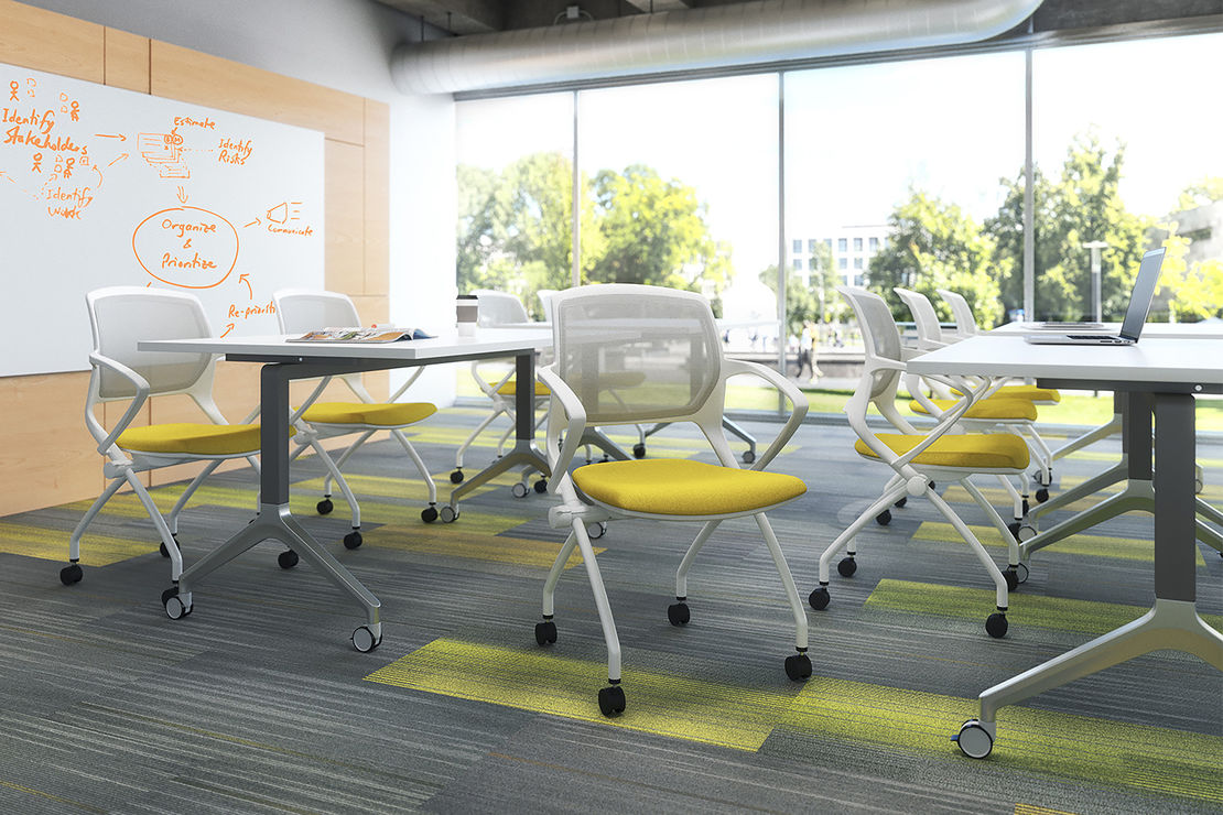 9to5 Seating - Zoom Nesting Chair