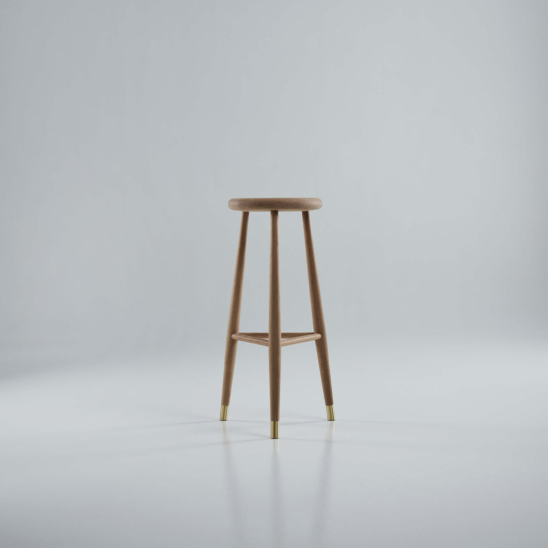 Jaer Stool   Eikund   Available exclusively from Stylecraft