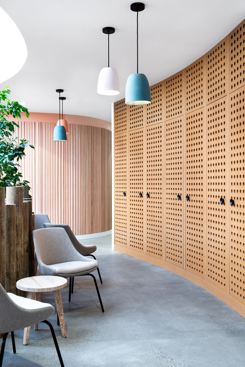 MK Lawyers designed by Group GSA | Photography by Nicole England