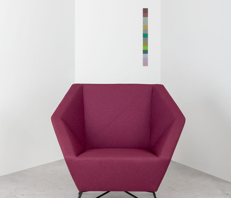 3angle Armchair by Prostoria