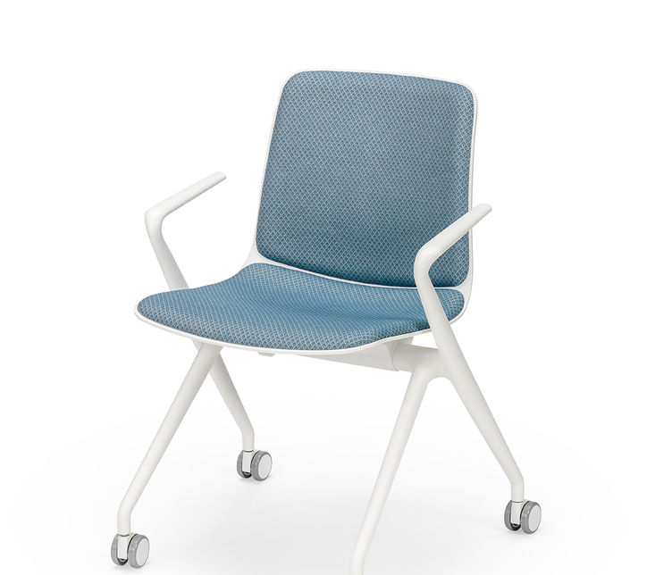 Bowi Chair   Haworth   Available from Stylecraft