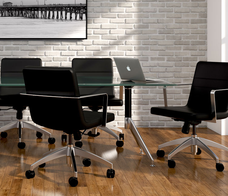 9to5 Seating - Diddy Executive Chair