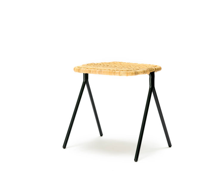 Kaki Low Stool | Feelgood Designs | Stylecraft