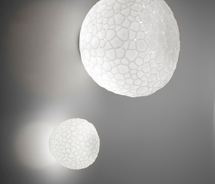 Meteorite Wall/Ceiling | Artemide Design | Available exclusively from Stylecraft