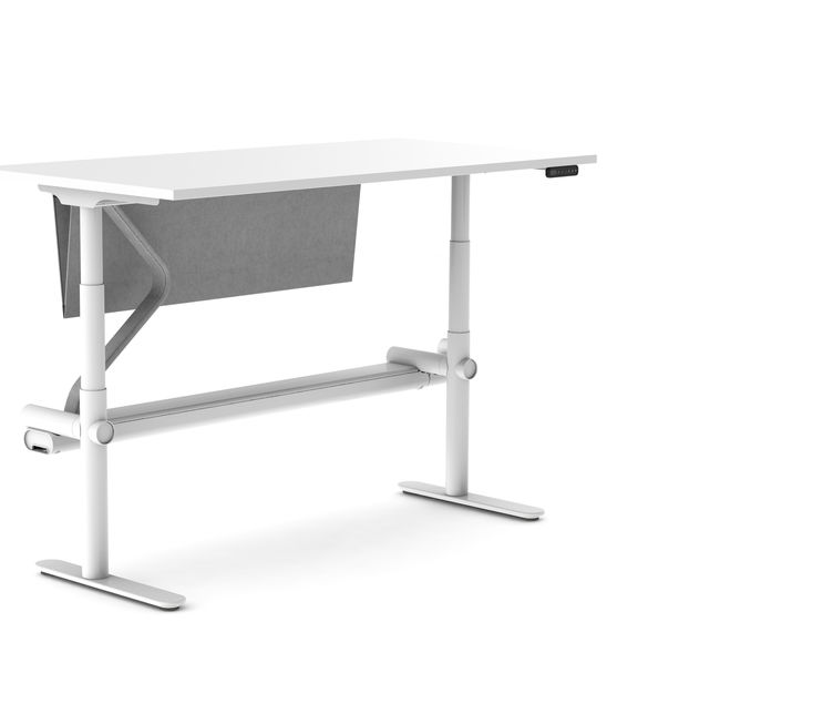 Thinking Works   Stix Workstation   Single Person Elevation   Exclusively available from Stylecraft