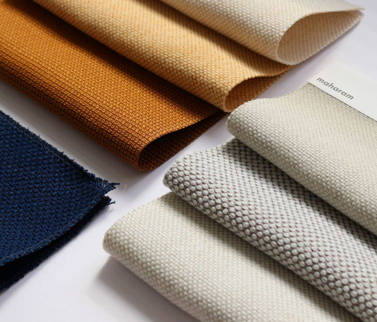 Stylecraft and Kvadrat Maharam House Fabric Collection