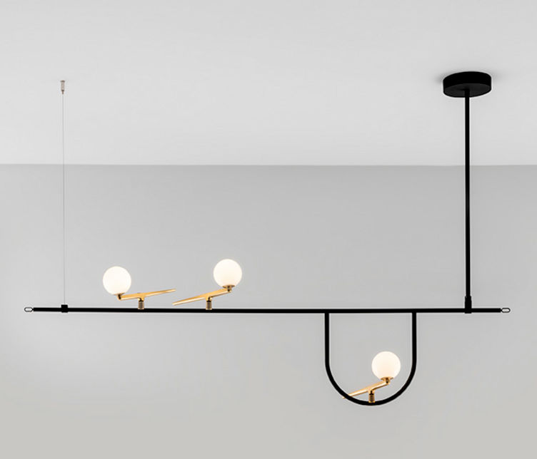 Yanzi Suspension   Artemide Design   Available exclusively from Stylecraft